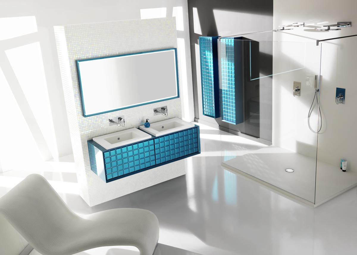 Photos d cors en grand studio sur lyon yann geoffray for Ambiance salle de bains